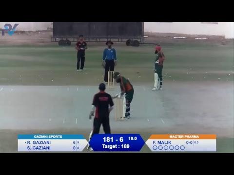 32 Karachi League Org By Sheraz Sports