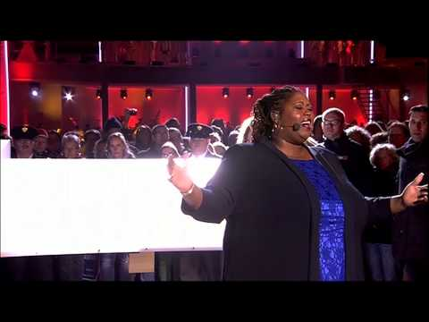 Verlies - Shirma Rouse (The Passion 2015 - Enschede)