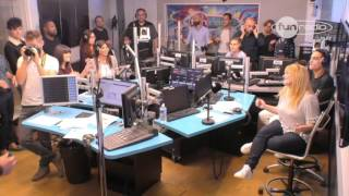 Robin Thicke: Back Together (LIVE) Fun Radio 9 10 2015