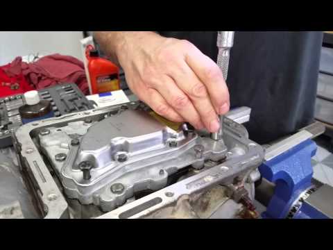 Ford C4 Transmission How To Fix Shifter Leak Episode 17