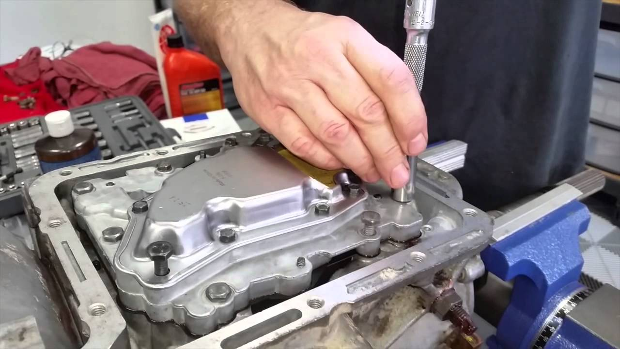 C4 Valve Body Installation Bills 1966 Ford Mustang Gt Convertible C8 Transmission Wiring Diagram Day 31 Part 3