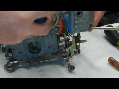 Holley Carburetor: Vent System Explained - YouTube