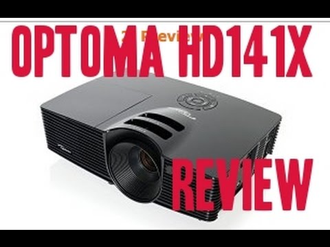 Optoma HD141X Projector Review
