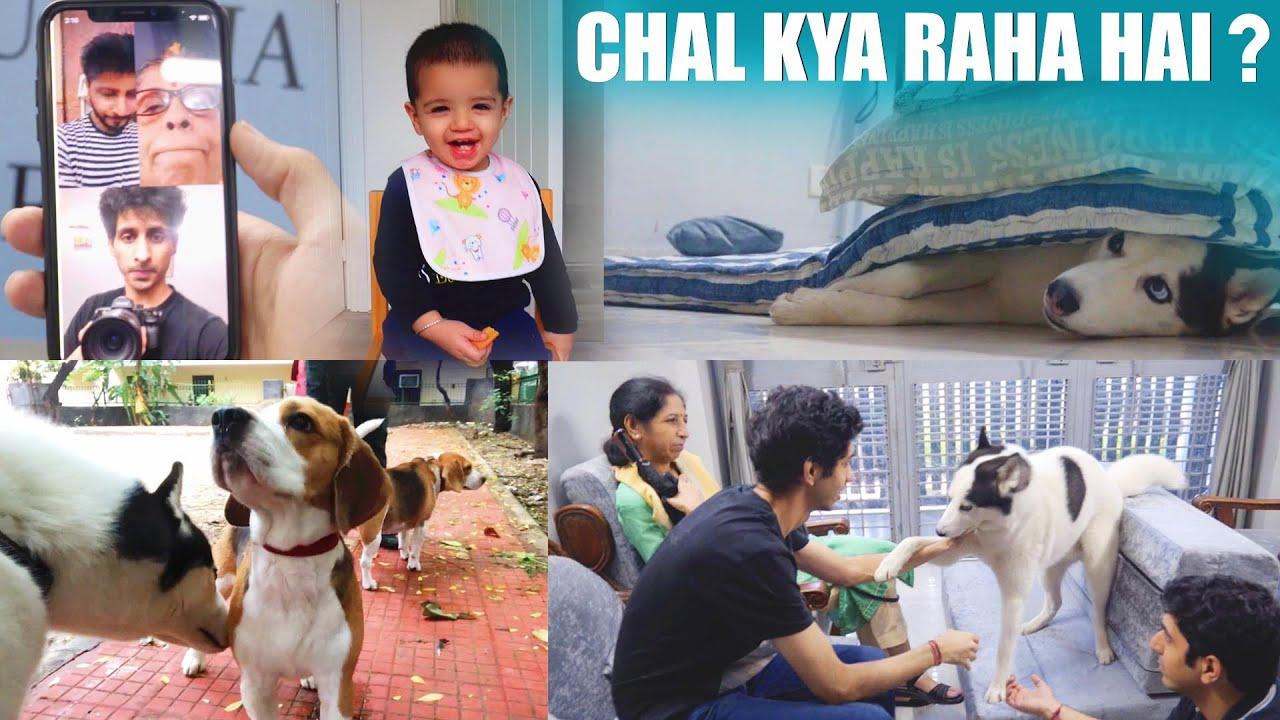 Delhi? UK? Mumbai? Ye Chal Raha Hai? 🤔
