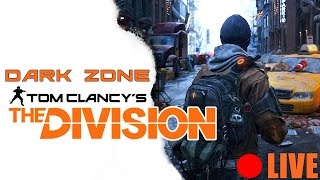 Tom Clancy's The Division - DARK ZONE - Chegando no Nivel 40