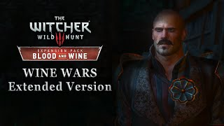 The Witcher 3 Blood And Wine OST Wine Wars Combat Theme Extended Version