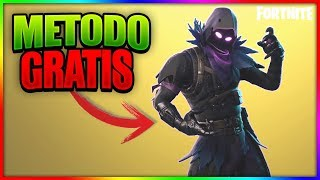 "HOW TO GET FREE THE NEW SKIN OF THE ""BODY"" SECRET METHOD FORTNITE Battle Royale (WORKS)"