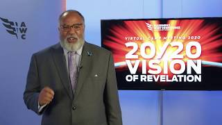 20/20 Vision of Revelation invitation from Dr. William T Cox