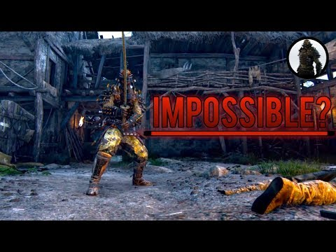 DEFLECTING the IMPOSSIBLE!!? Orochi Duels Ep.#160 [For Honor]