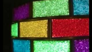 вторая жизнь цветного пластика от зажигалок