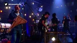 Av. Larco en vivo ft Lucho Quequezana - Jammin (en HD)