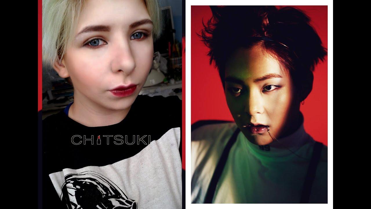 Exo Xiumin Makeup