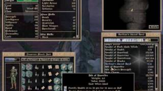 The Elder Scrolls III: Bloodmoon Final Fight With Hircine + Ending