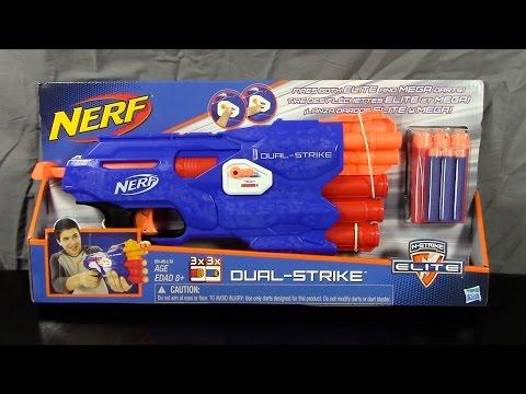 Nerf N-Strike Elite Dual-Strike
