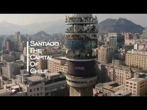WOW air travel guide application// SANTIAGO OF CHILE