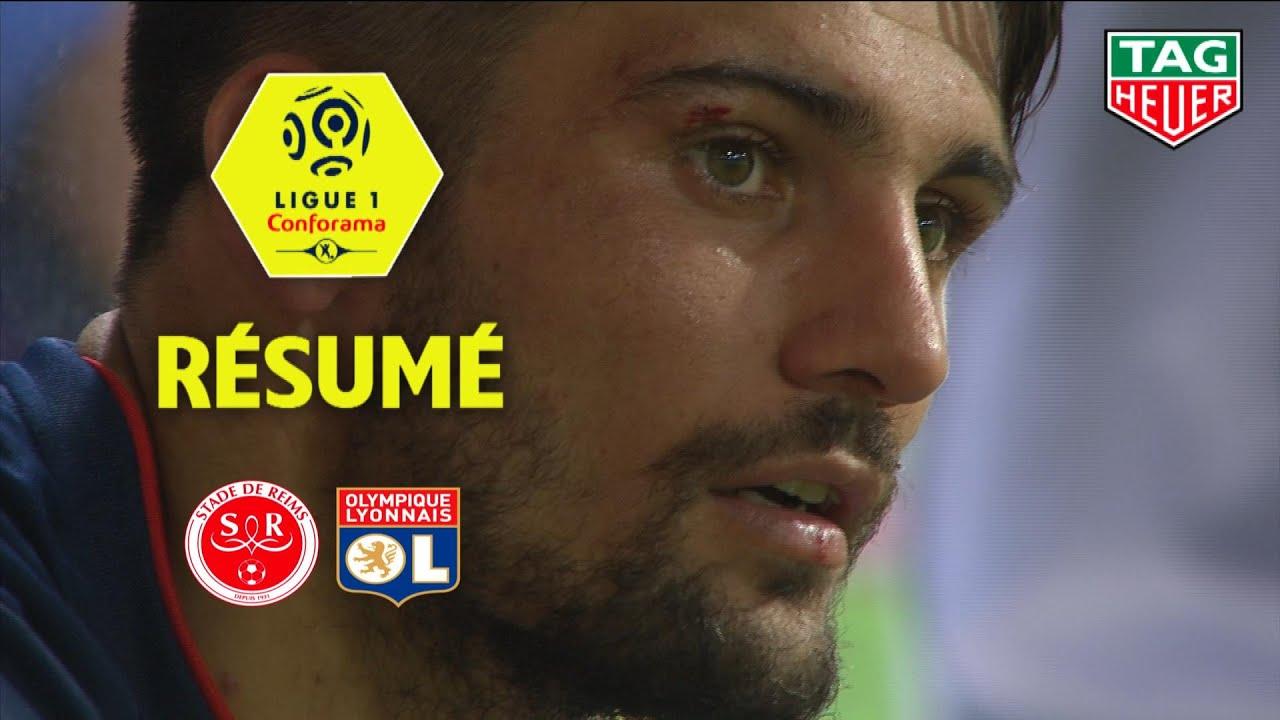 Stade de Reims - Olympique Lyonnais ( 1-0 ) - Résumé - (REIMS - OL) / 2018-19 #1