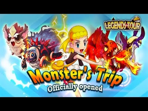 Legends Tour Android - Pokemon Related Games Gameplay ᴴᴰ