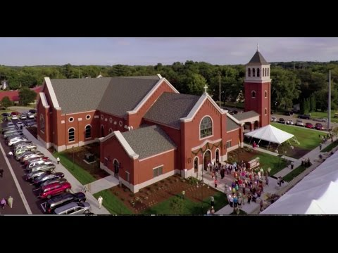 Monarke Cavaillé Coll for St. Cecilia Catholic Church, Wisconsin Dells, USA.