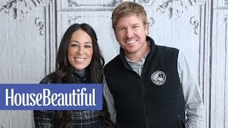 chip and joanna gaines real life love story   house beautiful