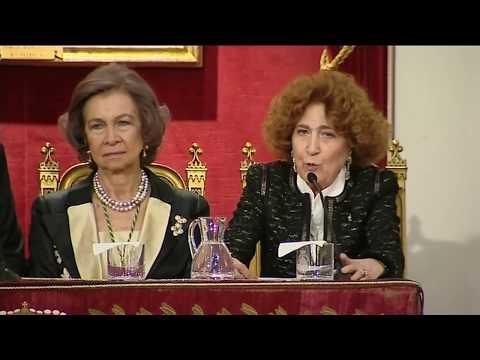 Acto académico de la Real Academia de Historia en el 80 cumpleaños de Don Juan Carlos