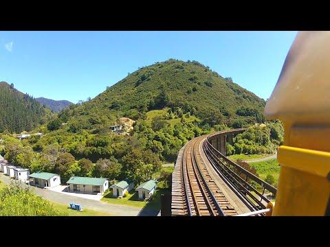 Picton to Spring Creek realtime train Journey