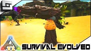 SUPER PLANT TURRET! Modded ARK: Mystic Academy E18 ( Ark Survival Evolved Gameplay )