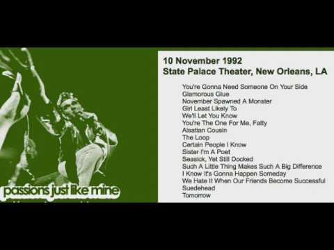 morrissey---november-10,-1992---new-orleans,-la,-usa-(full-concert)-live
