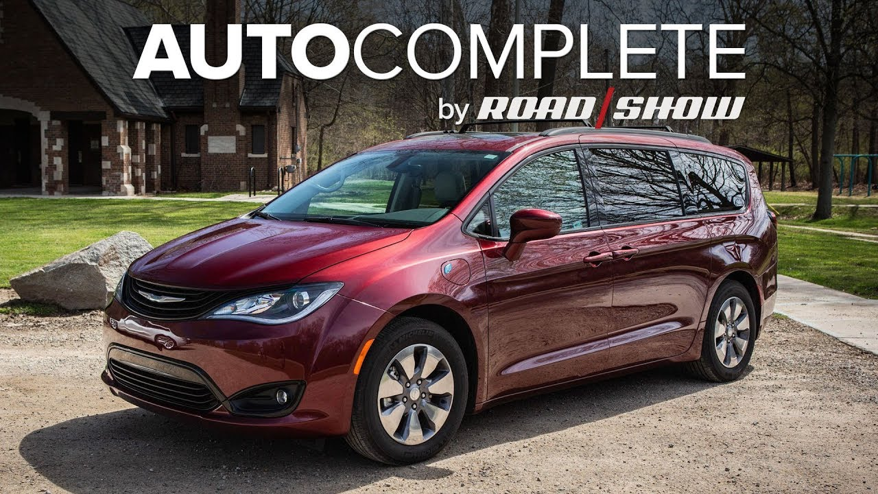 AutoComplete: Chrysler's recalling 200K Pacificas over faulty wiring