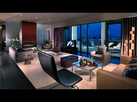 Tour of Penthouse Villa Palms Hotel Casino Las Vegas