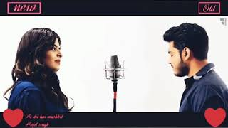 New vs old Mashup by Arijit singh