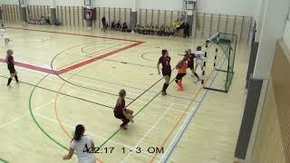 Naisten futsal-liiga 2018-2019 / Ylöjärven Ilves vs. KaDy maalikooste 6.10.2018