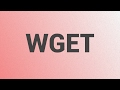 How to install Wget on Linux