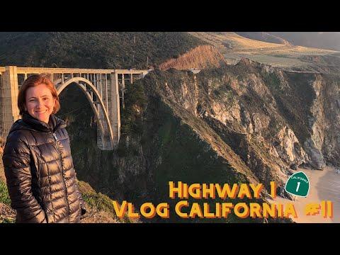 Vlog Califórnia # 11 - De Los Angeles à São Francisco pela Highway 1 - 2º dia