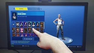 i UNLOCKED ALL of these SKINS TODAY in Fortnite (Fortnite Skull Trooper & Ghoul Trooper)