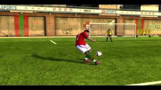 Fifa11 Lionel Messi LM10 vs Cristiano Ronaldo CR7.mp4