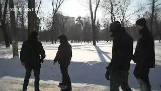 Націоналісти ловлять тітушок під Дарницьким судом