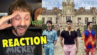 Jonas Brothers - Sucker REACTION