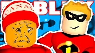 IT WAS SUPPOSED TO BE THE INCREDIBLE 2 IN THE ROBLOX... 😕 → Roblox funny moments #132 😂🎮