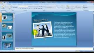 Powerpoint Präsentation erstellen - Tutorial
