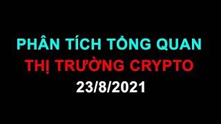 #234: Phân tích tổng quan thị trường crypto 23/8/2021