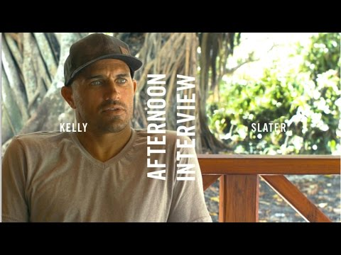 What Youth: Afternoon Interview - Kelly Slater