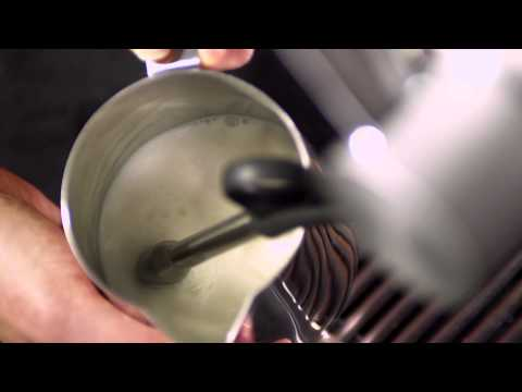 Breville presents the Art of Coffee - The Perfect Milk Texturing with Amanda Byron