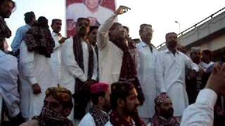 JSQM Unit Johar Rally Sindhi Topi & Ajrak Day 06-12-2009