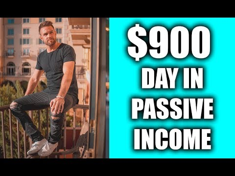 How To Make $900 A Day In Passive Income With Affiliate Marketing