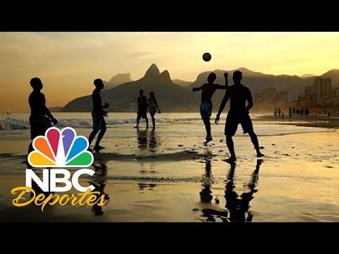 Fútbol: El deporte nacional de Brasil | FIFA Desde Brasil | NBC Deportes