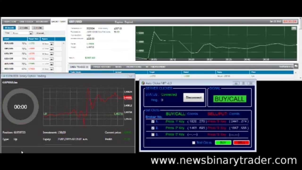 Opciones binarias de fm trader
