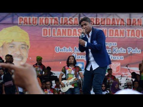 Pasha UNGU Live perform di Bekasi dengan Lagu 'Beta Mati Rasa' [Lagu Ambon] [Maluku]