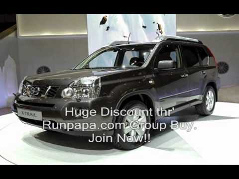 Nissan X Trail Price India 2007 Nissan X Trail Youtube