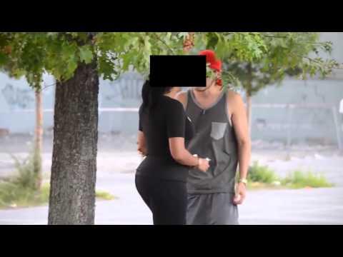 Epic Thug Picking Up Girl Prank Gone Sexual! GETS A HANDJOB!