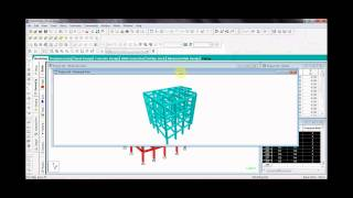 Repeat youtube video Staad Pro Part-1 (Modelling)